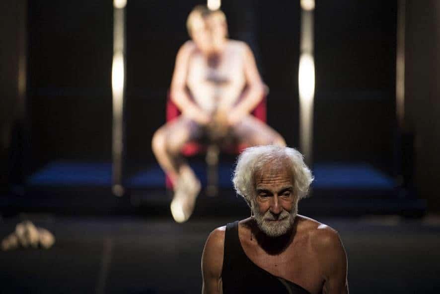Le Baccanti regia Andrea De Rosa foto Marco Ghidelli (7)