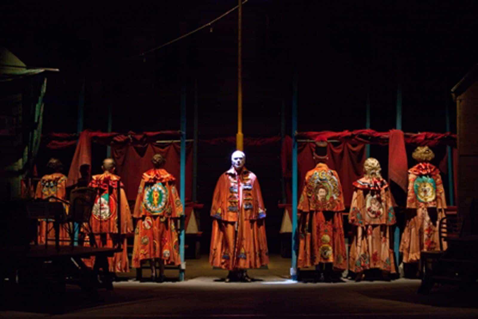 Circo equestre Sgueglia-Teatro Stabile Napoli-4