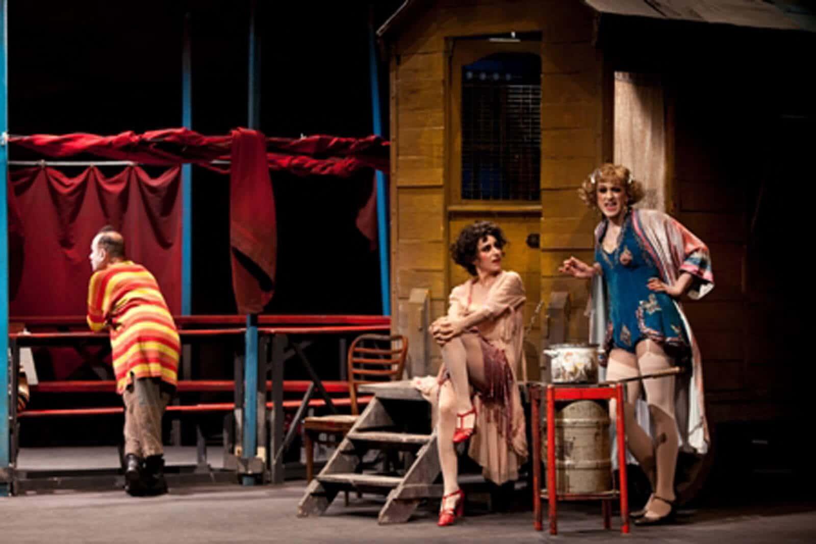 Circo equestre Sgueglia-Teatro Stabile Napoli-5