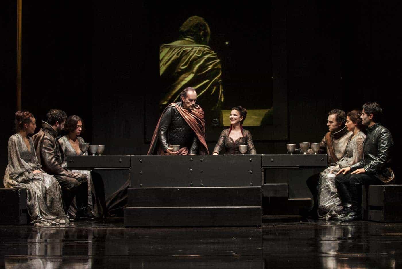Macbeth regia Luca De Fusco foto fabio donato