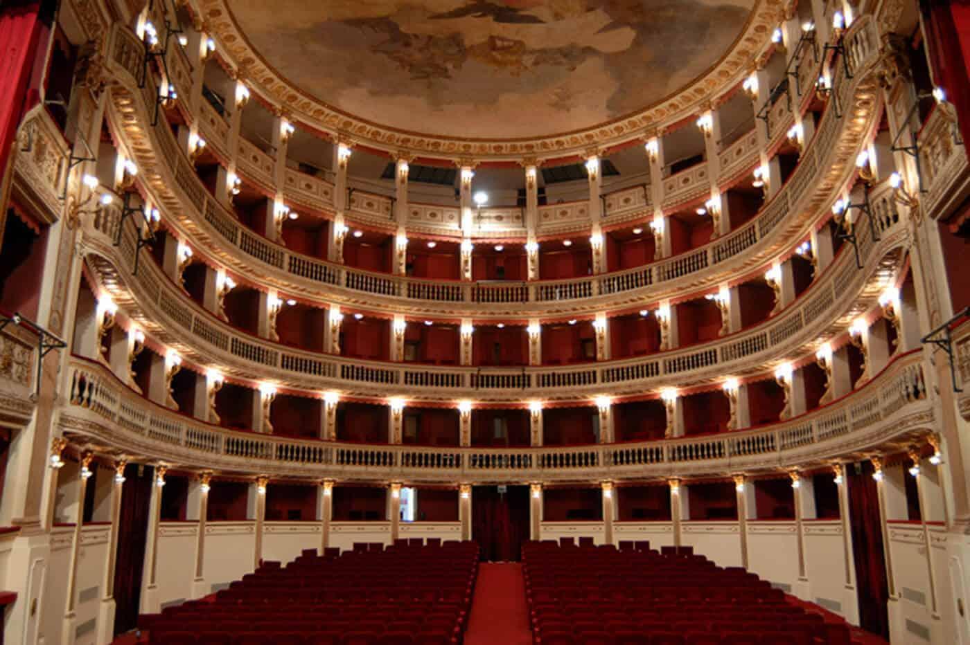 Quaterna al Teatro Stabile di Napoli