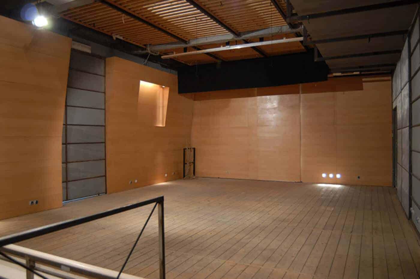 Teatro Stabile Napoli - Ridotto-3