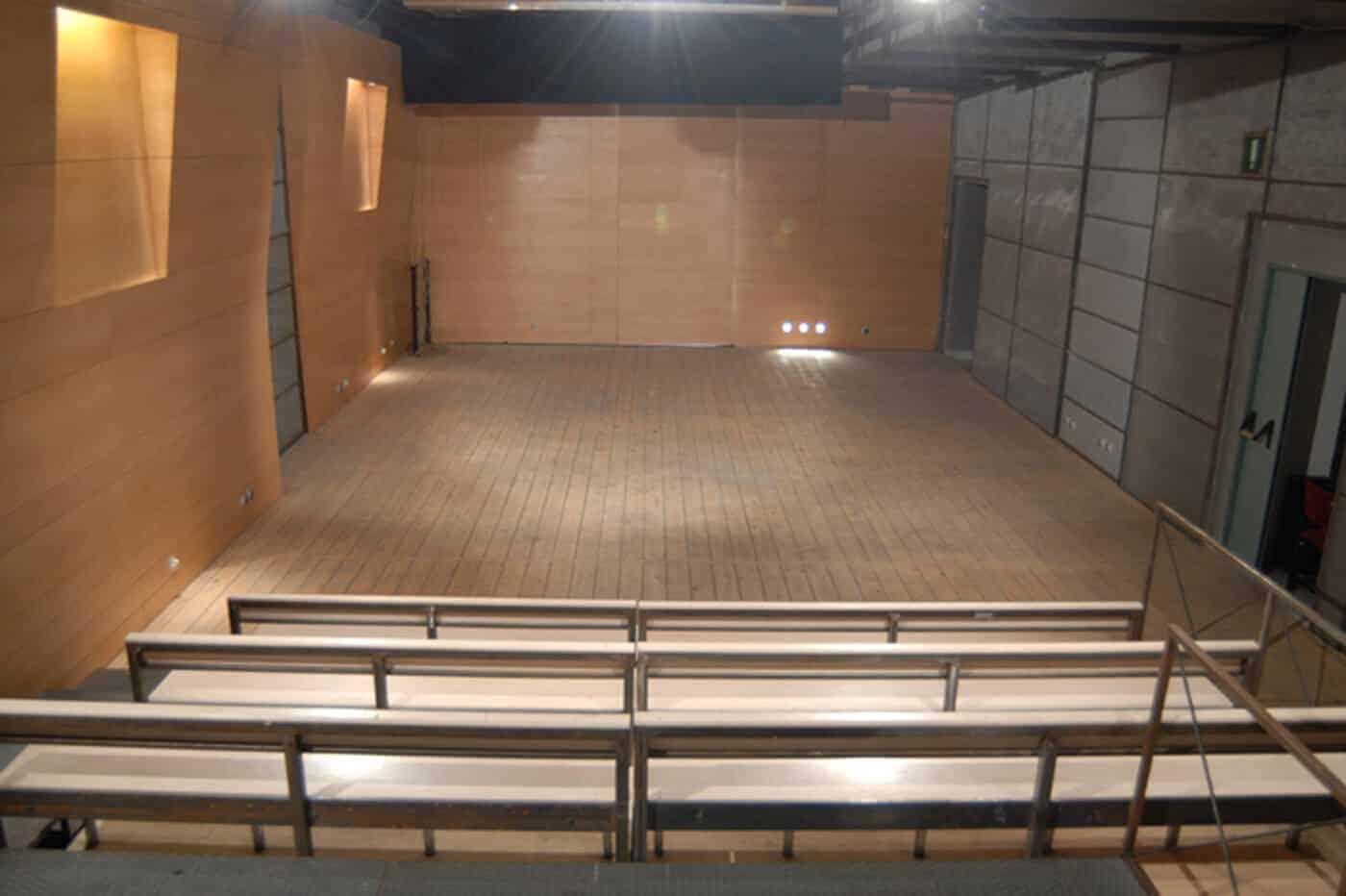 Teatro Stabile Napoli - Ridotto-4