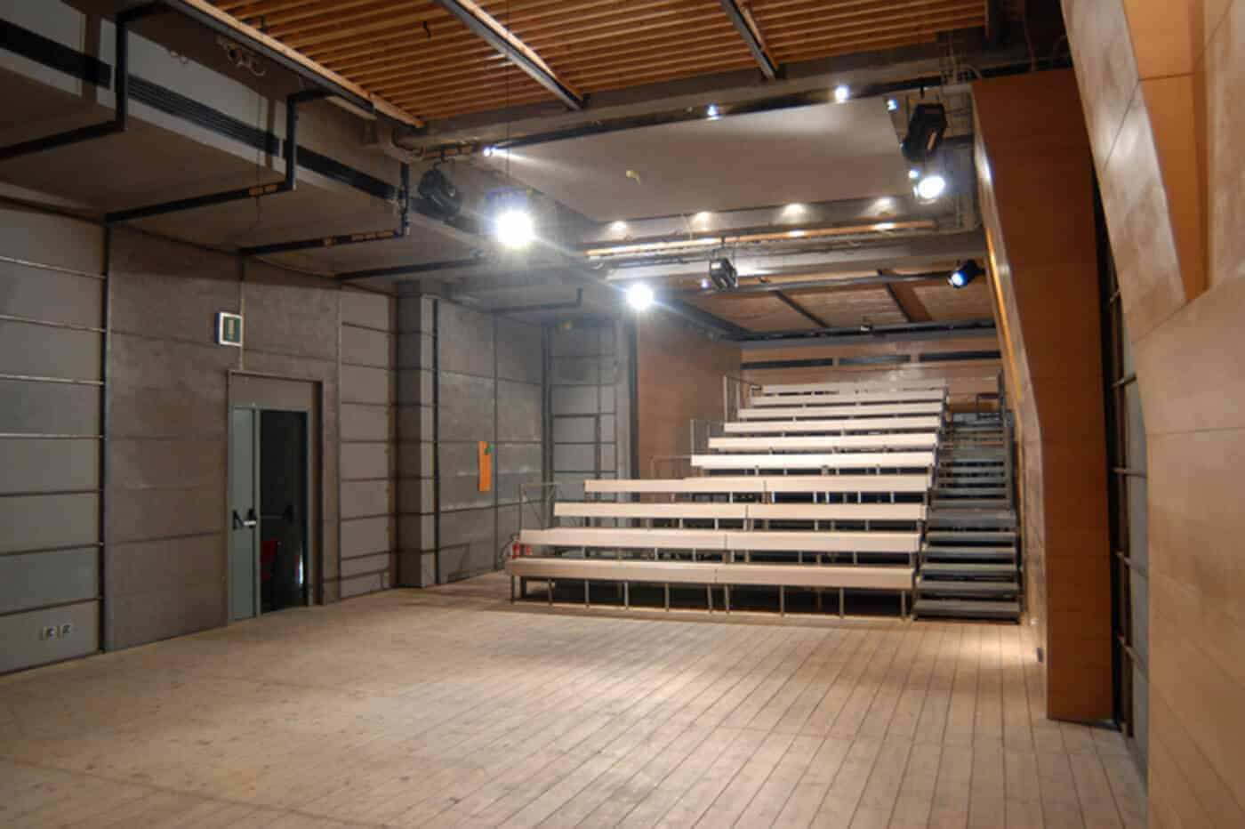 Teatro Stabile Napoli - Ridotto-6