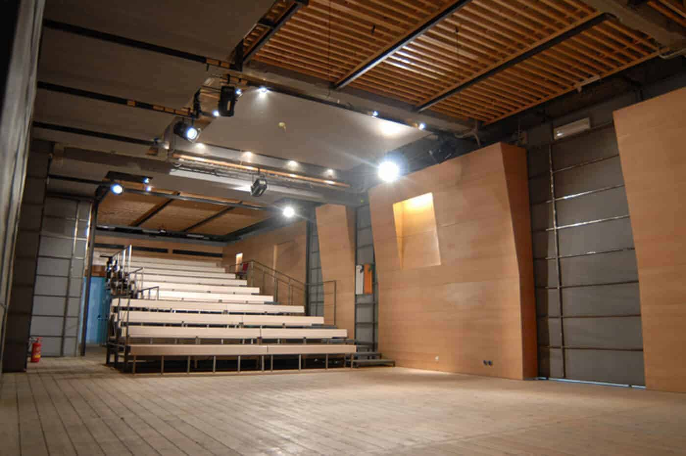 Teatro Stabile Napoli - Ridotto-7