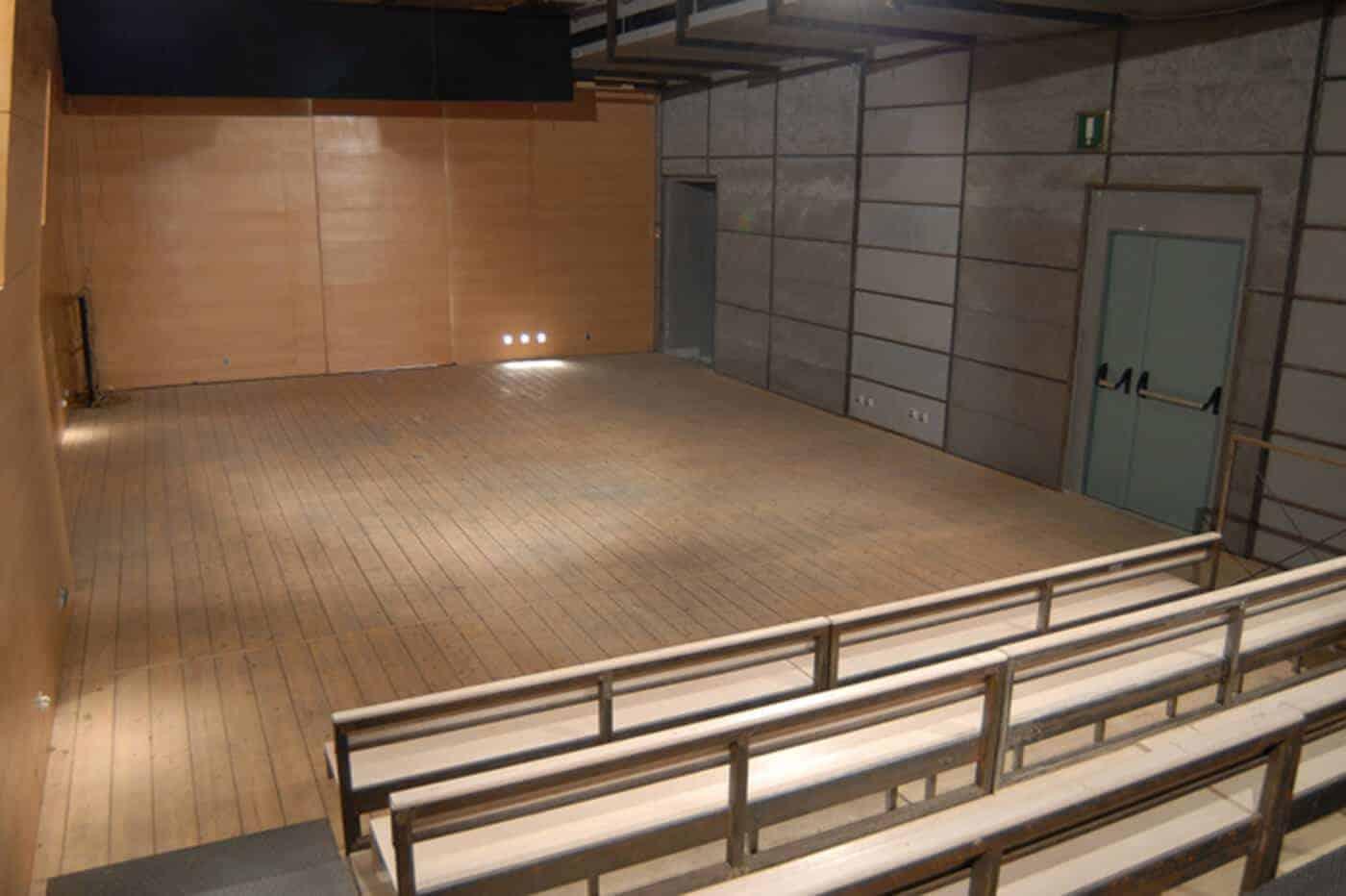Teatro Stabile Napoli - Ridotto-9