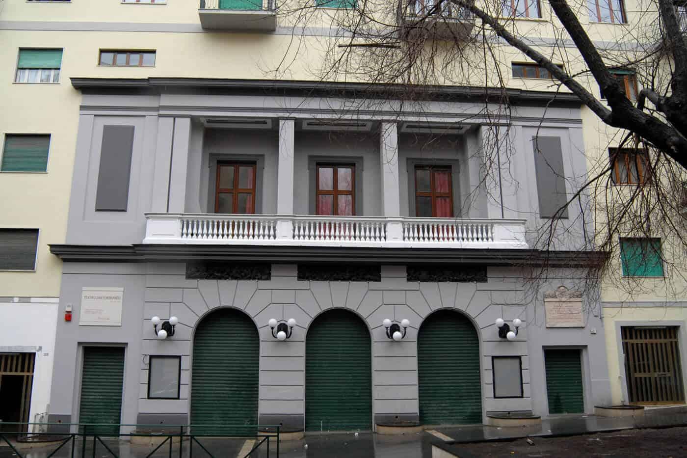 Teatro Stabile Napoli - San Ferdinando-1