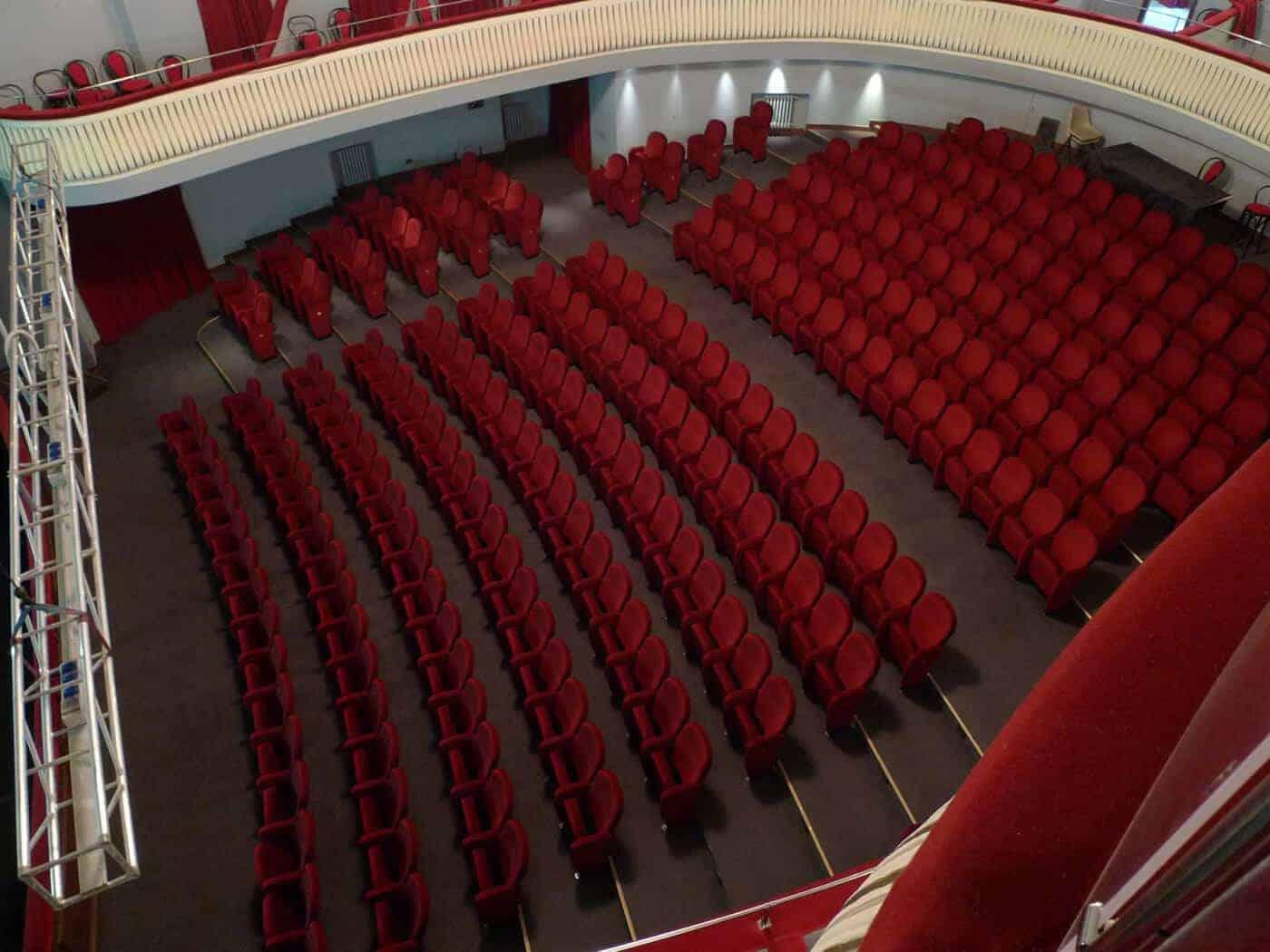 Teatro Stabile Napoli - San Ferdinando-10