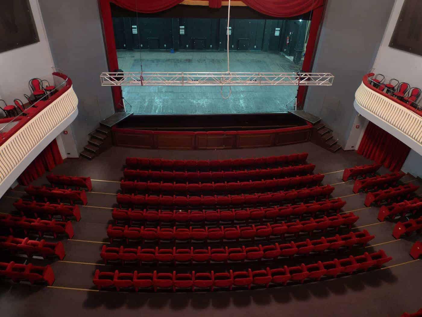 Teatro Stabile Napoli - San Ferdinando-13