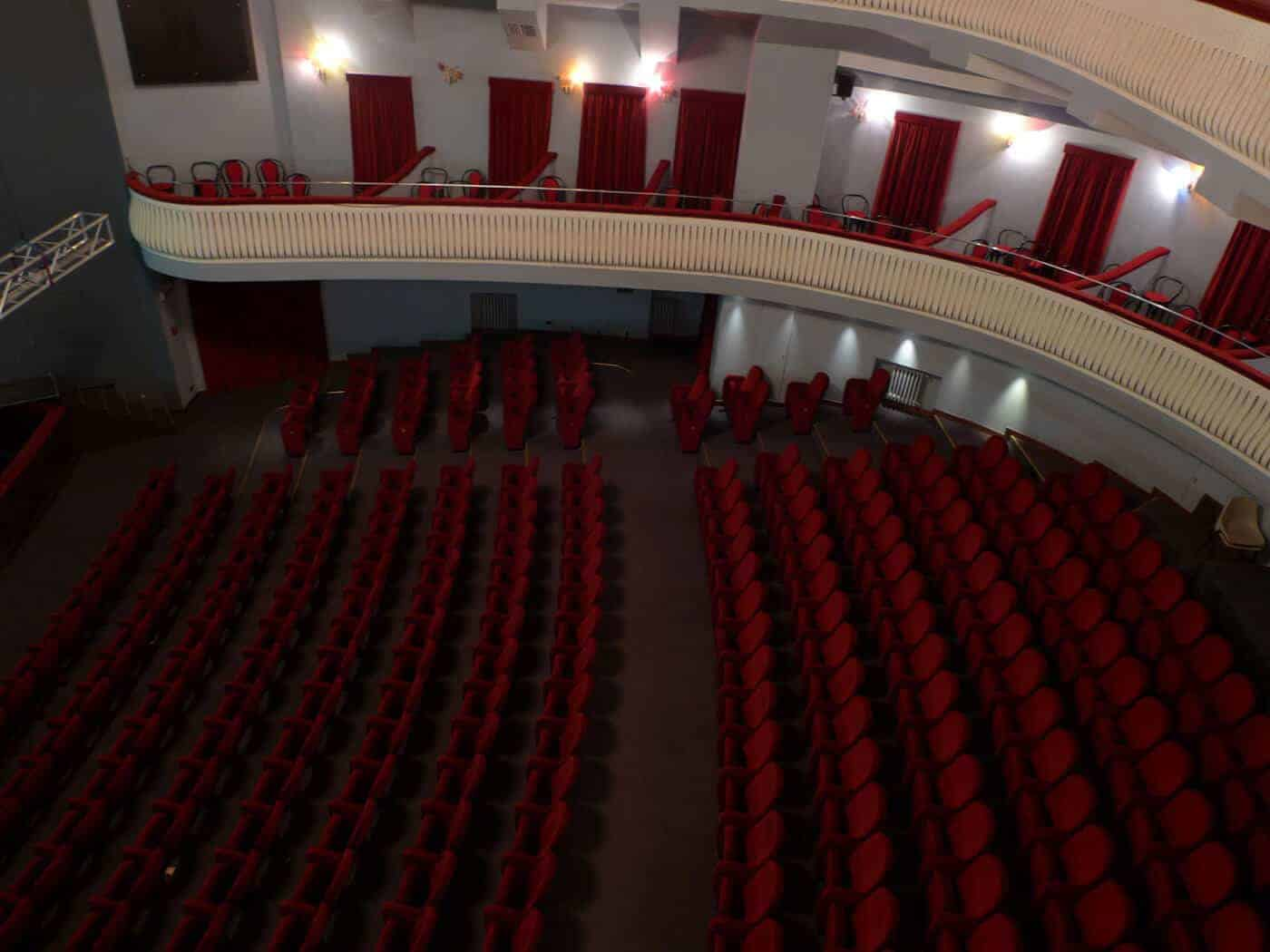 Teatro Stabile Napoli - San Ferdinando-14
