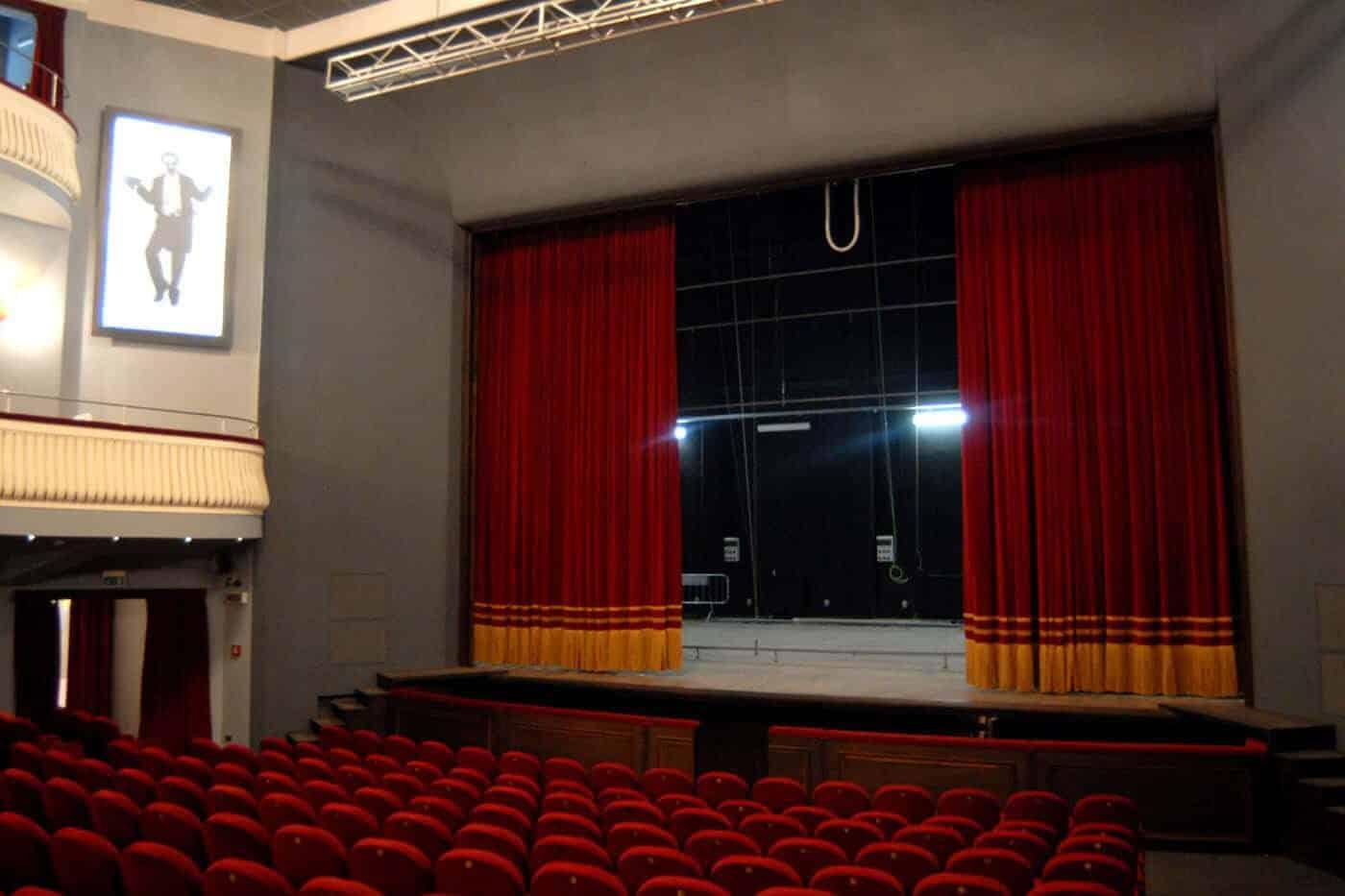 Teatro Stabile Napoli - San Ferdinando-19