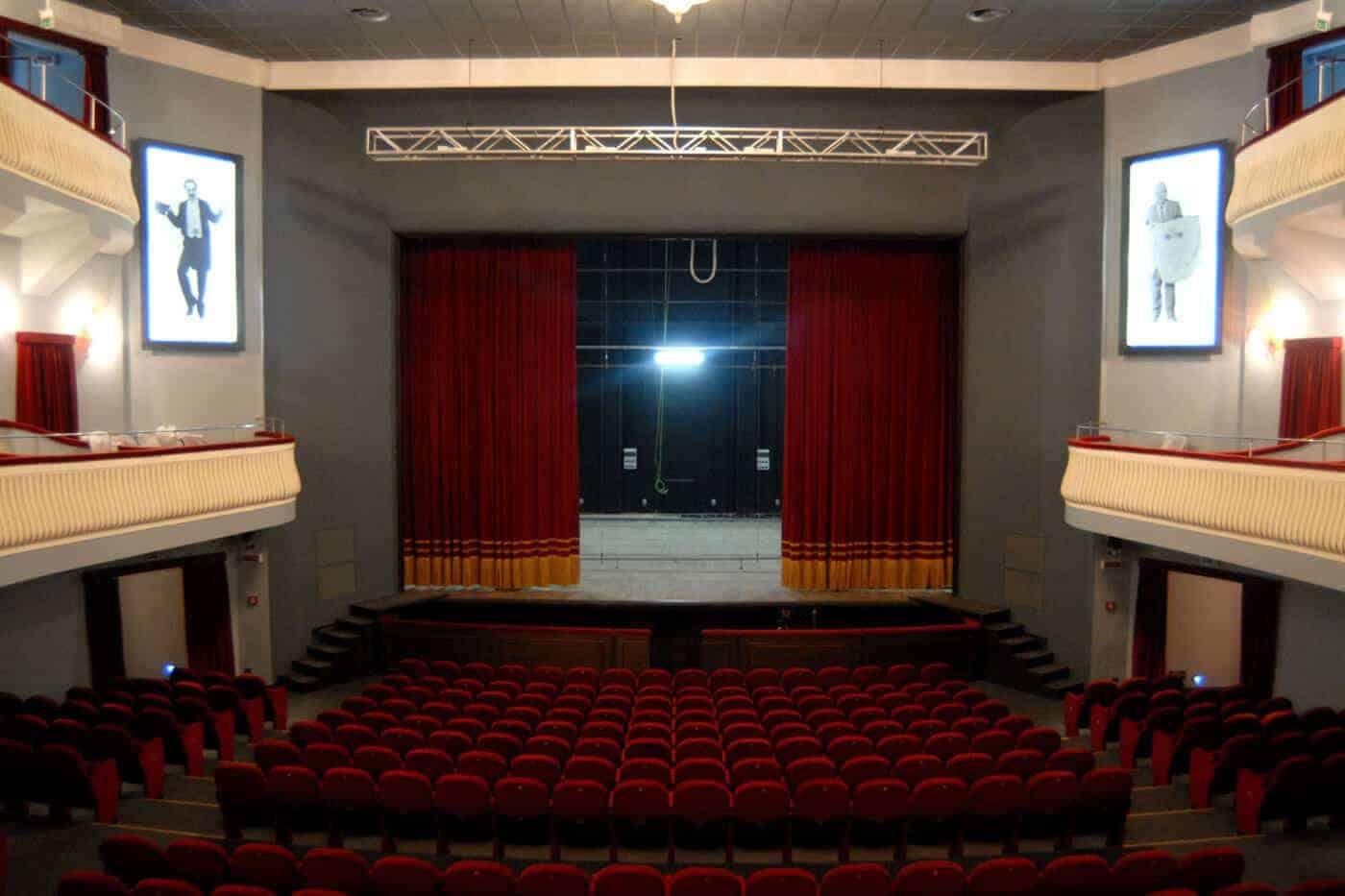 Teatro Stabile Napoli - San Ferdinando-2