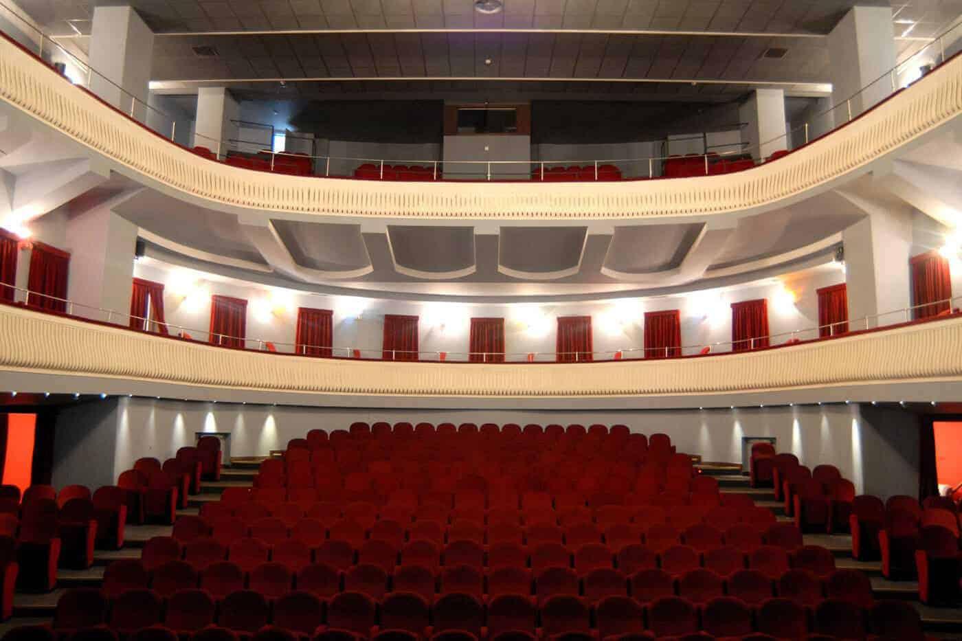 Teatro Stabile Napoli - San Ferdinando-20