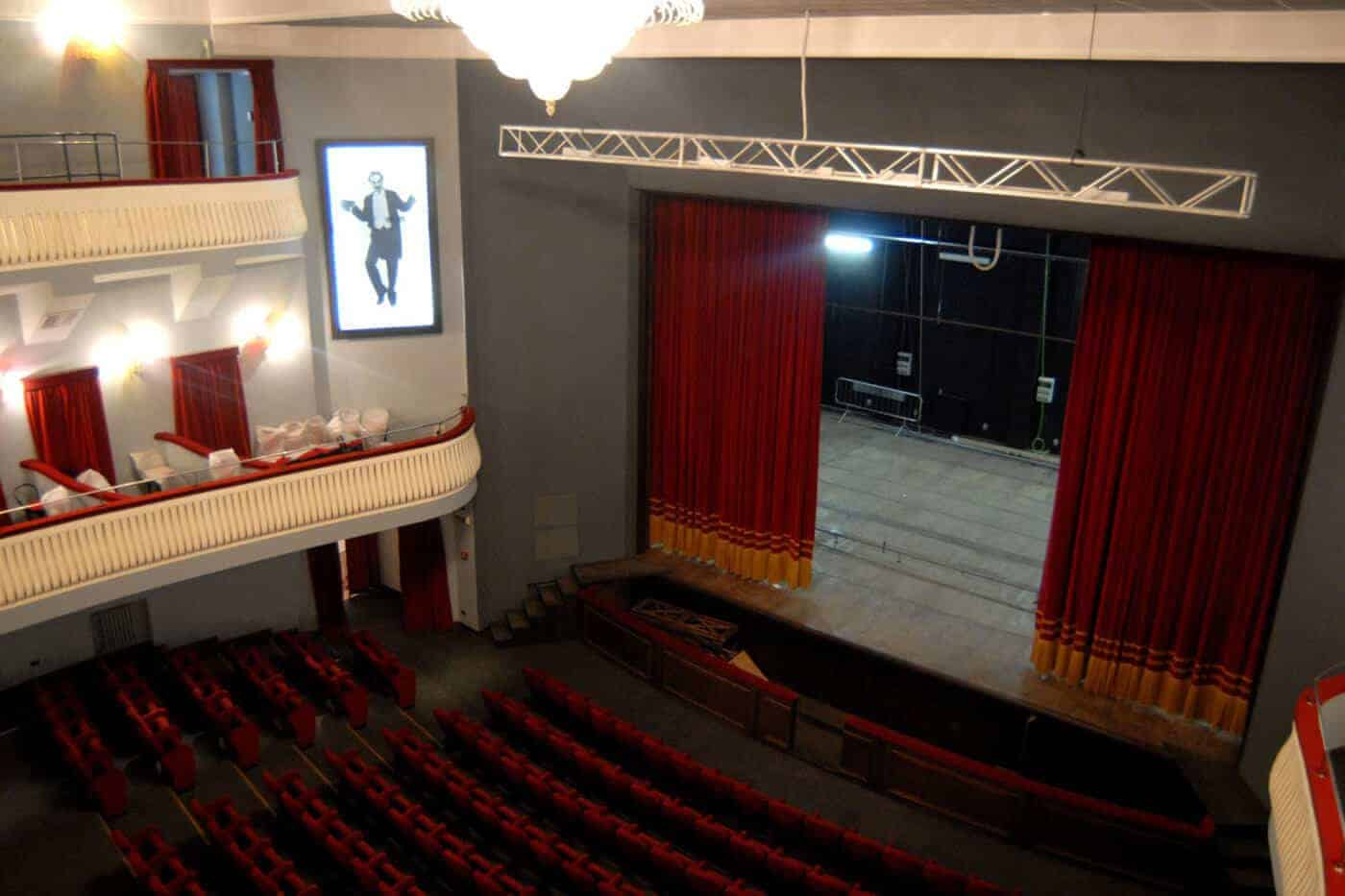 Teatro Stabile Napoli - San Ferdinando-21