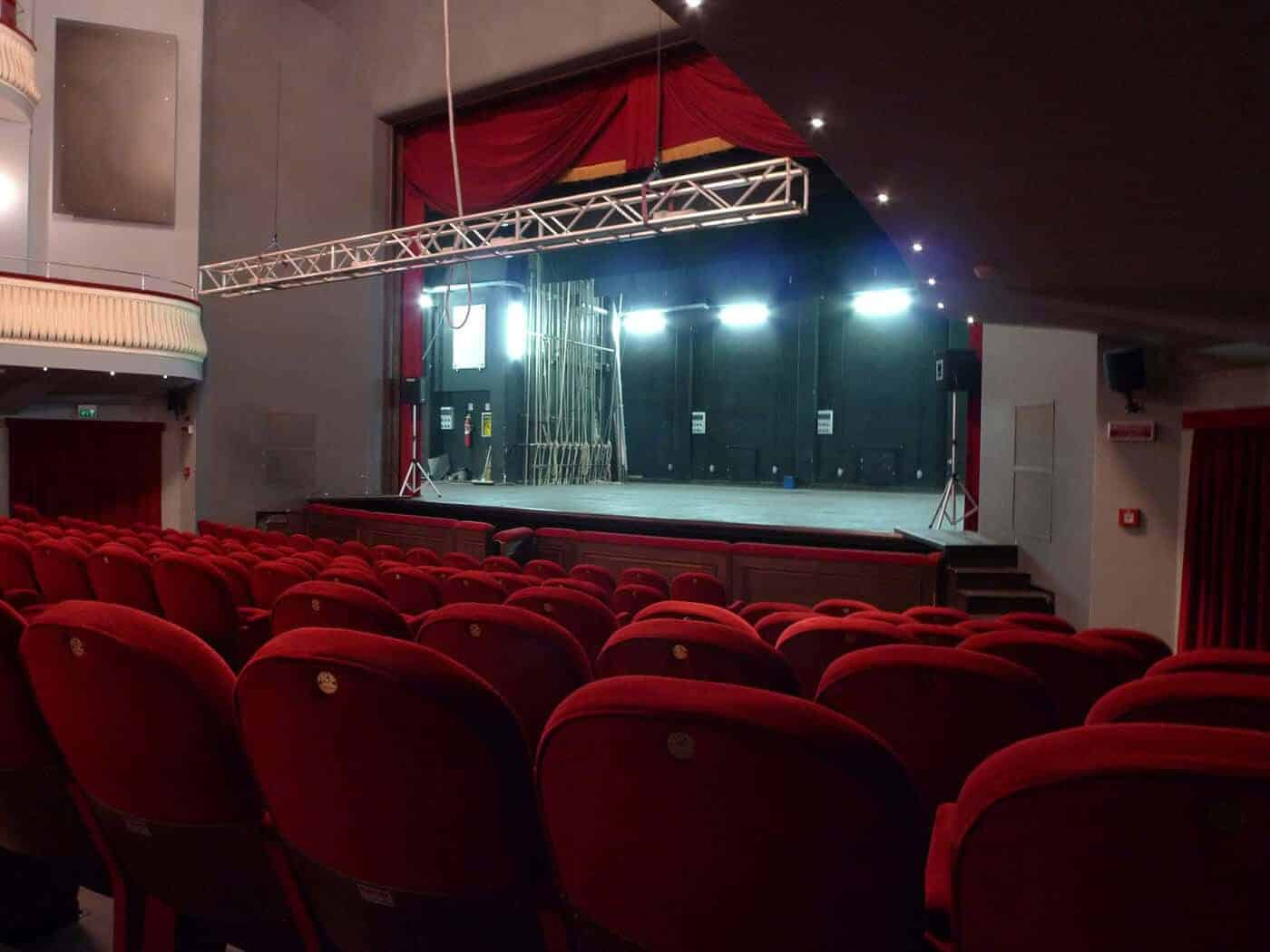Teatro Stabile Napoli - San Ferdinando-5