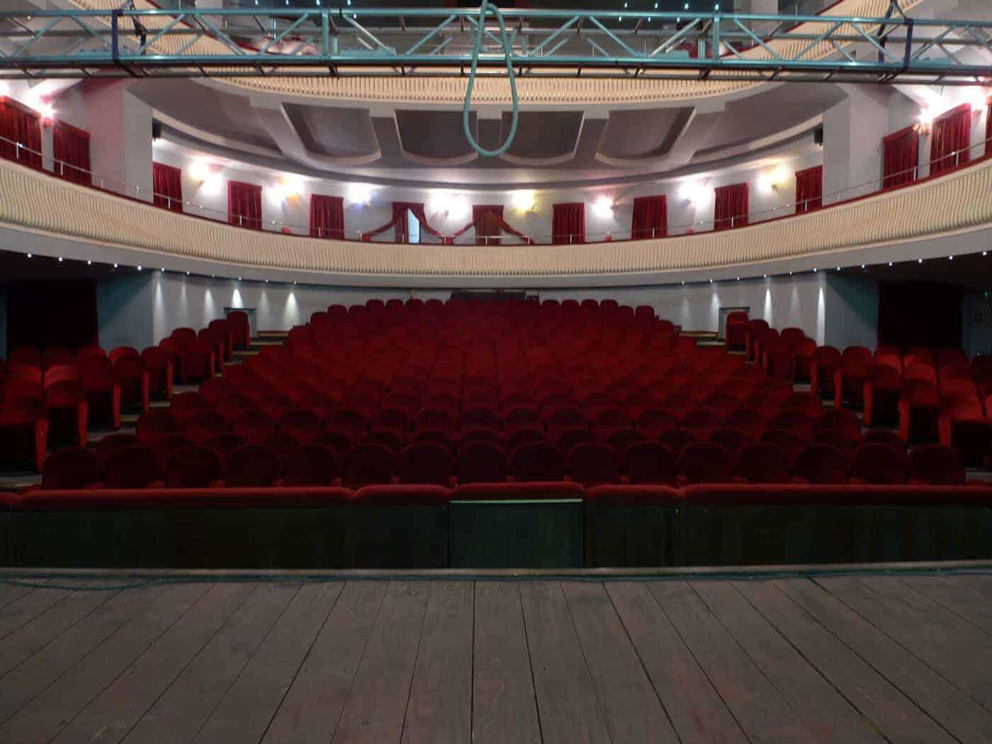 Teatro Stabile Napoli - San Ferdinando-6