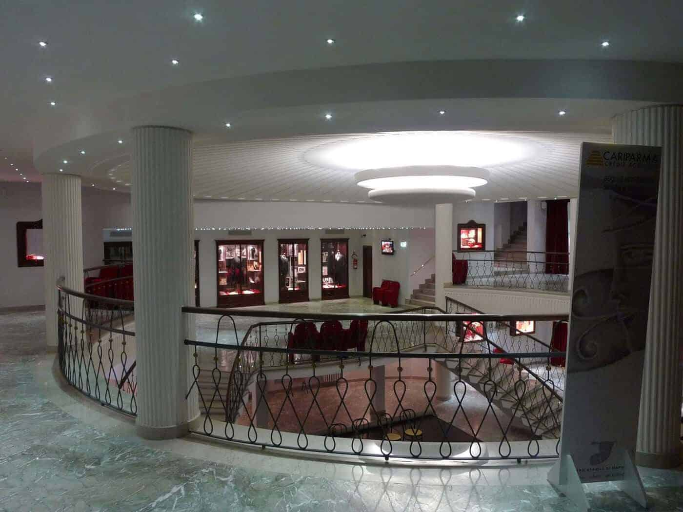 Teatro Stabile Napoli - San Ferdinando-8