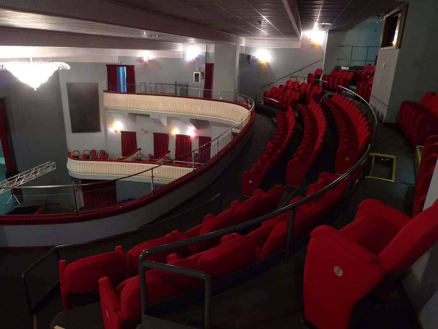Teatro Stabile Napoli - San Ferdinando-9