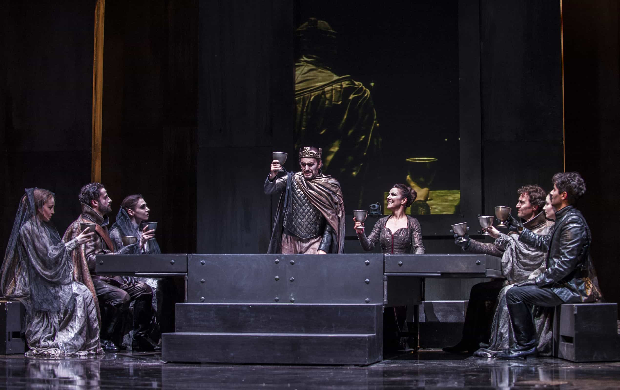 Macbeth regia Luca De Fusco